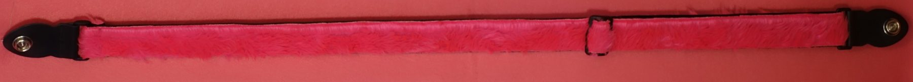 The Fuzzy Pink Strap